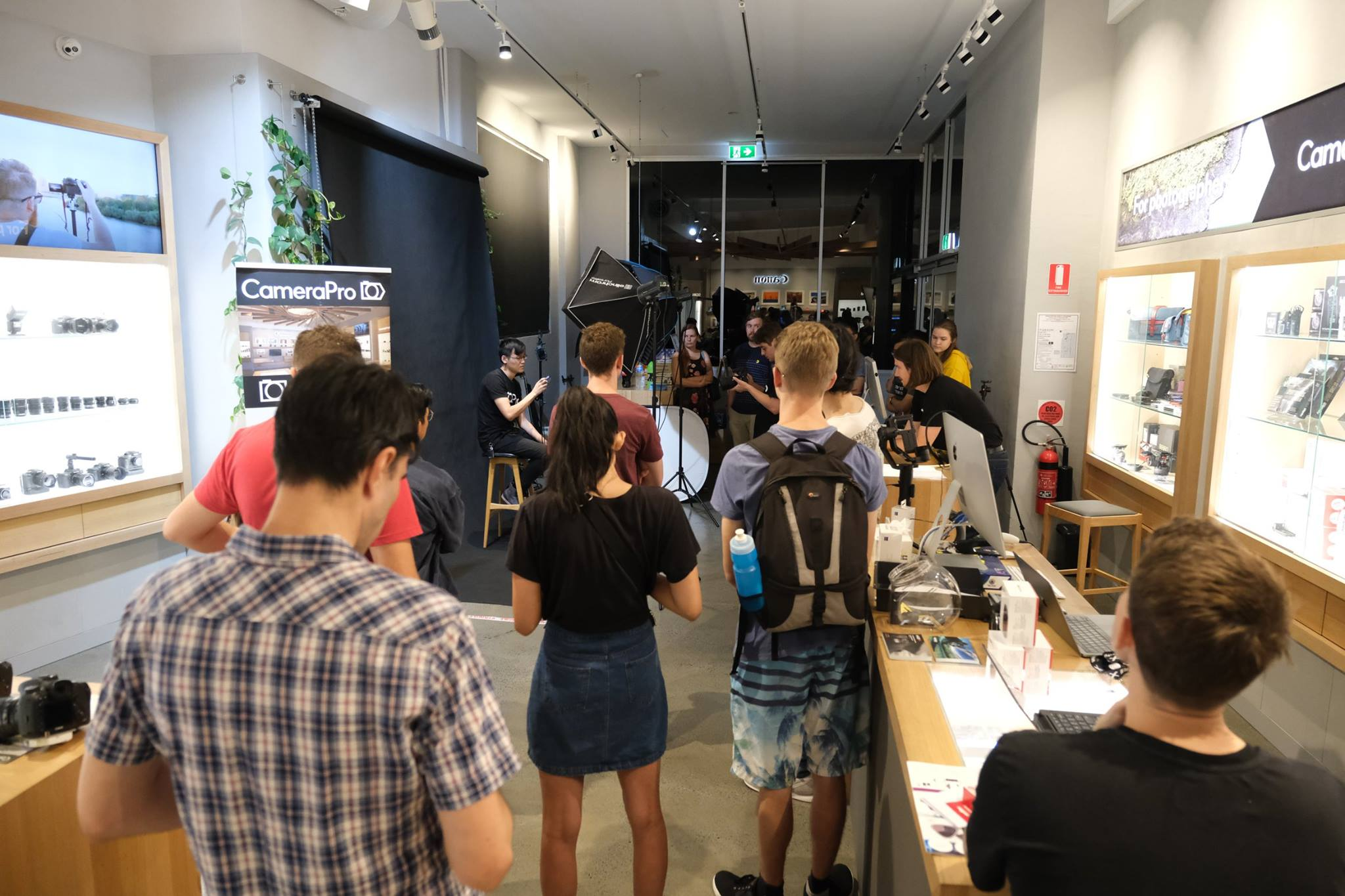 Tertiary Student Open Night Event