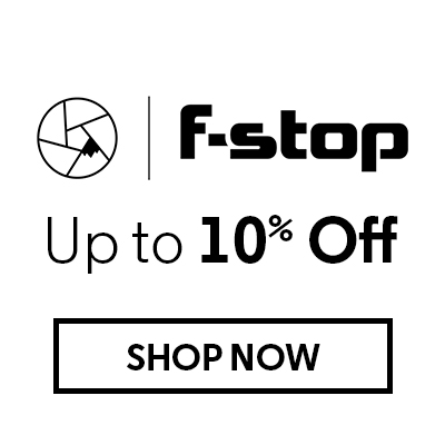 F-Stop Up to 10% Off