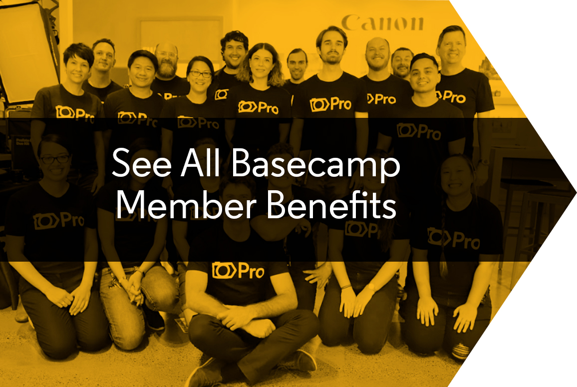 See All Basecamp Member Benefits