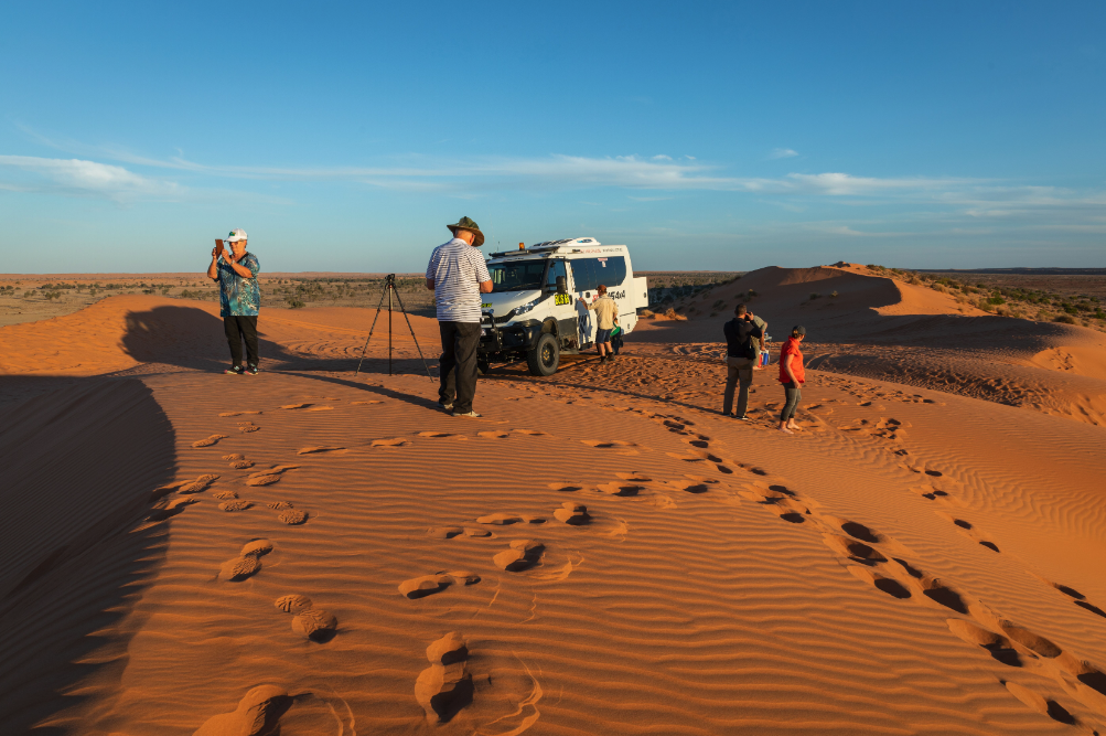 Canon Lake Eyre Competition