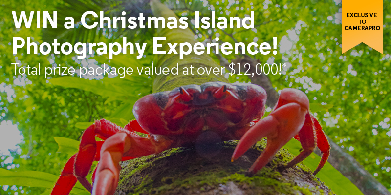 Win A Christmas Island Photography Experience