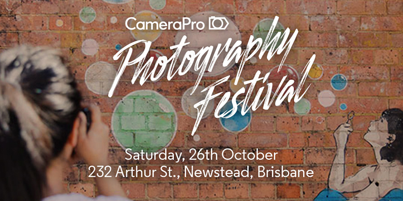 CameraPro Photography Festival October 2019