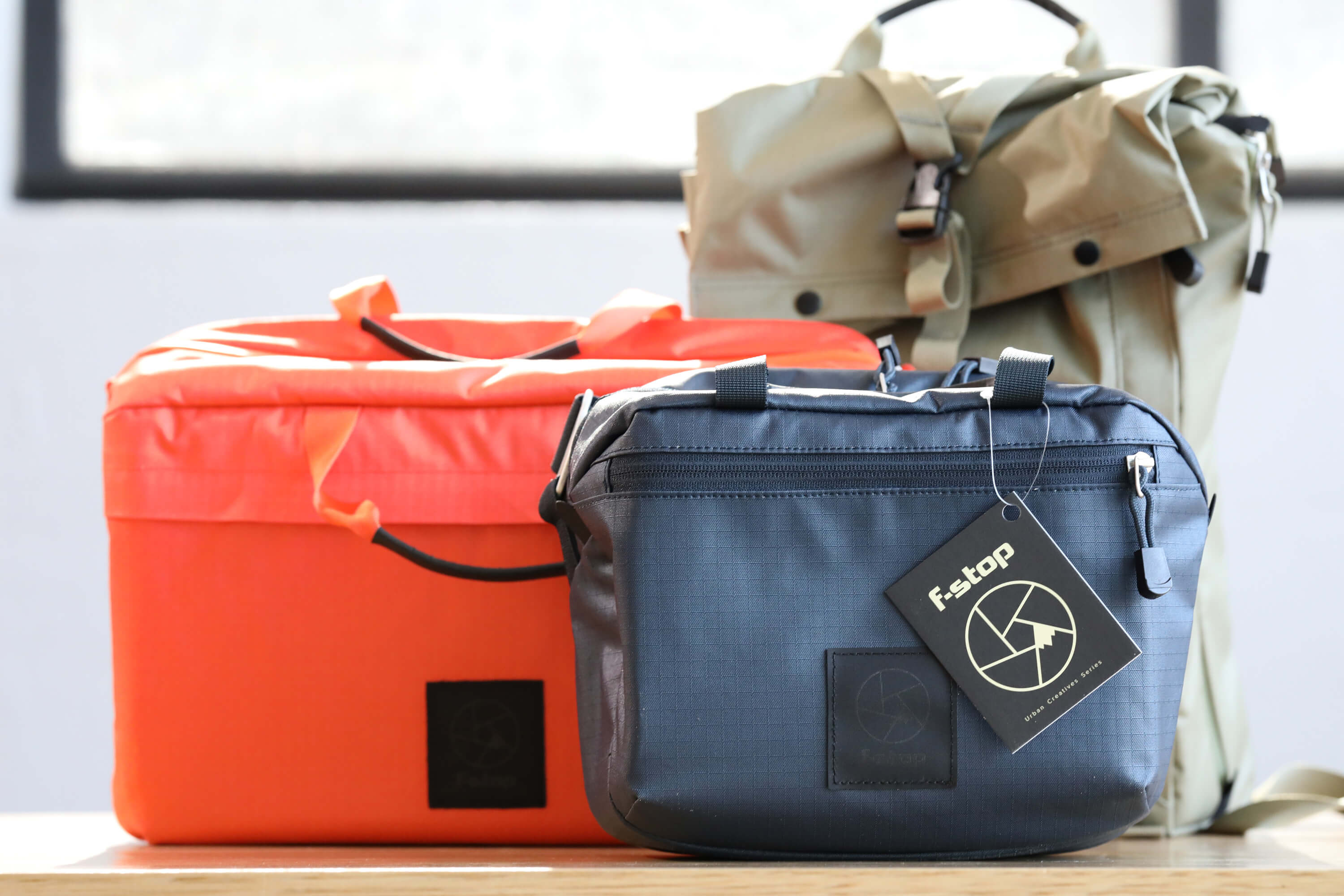 Fstop camera bag range
