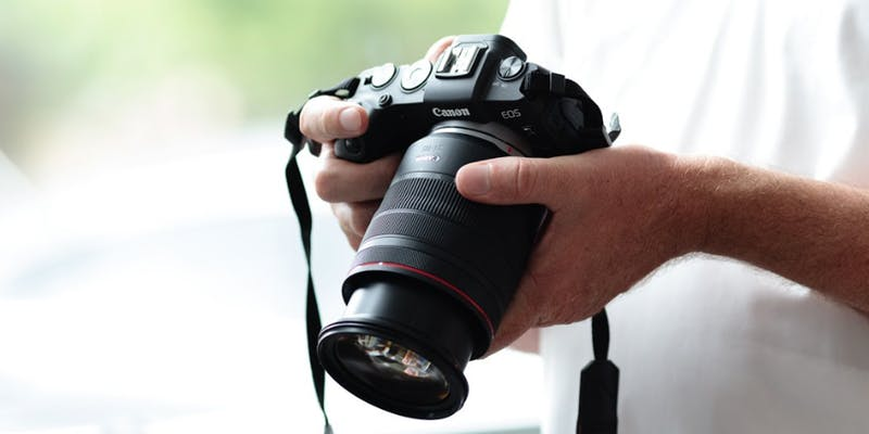 Canon EOS R & RP Firmware Update + New RF lenses in store!