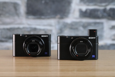 Sony RX100 M4 and M5-2