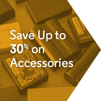 Save Up to 30% on Accessories