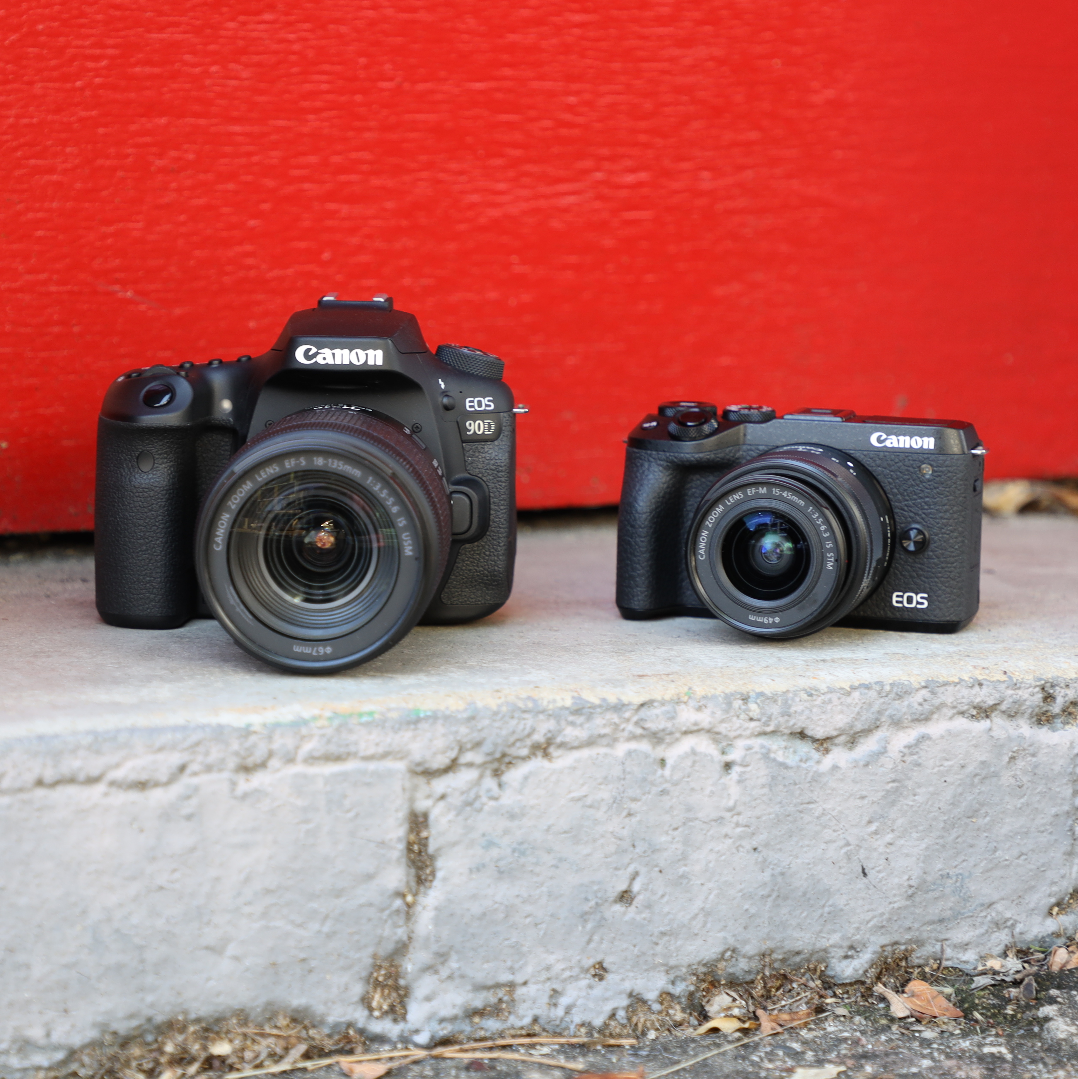First Look at the Canon 90D & Canon M6 Mark II