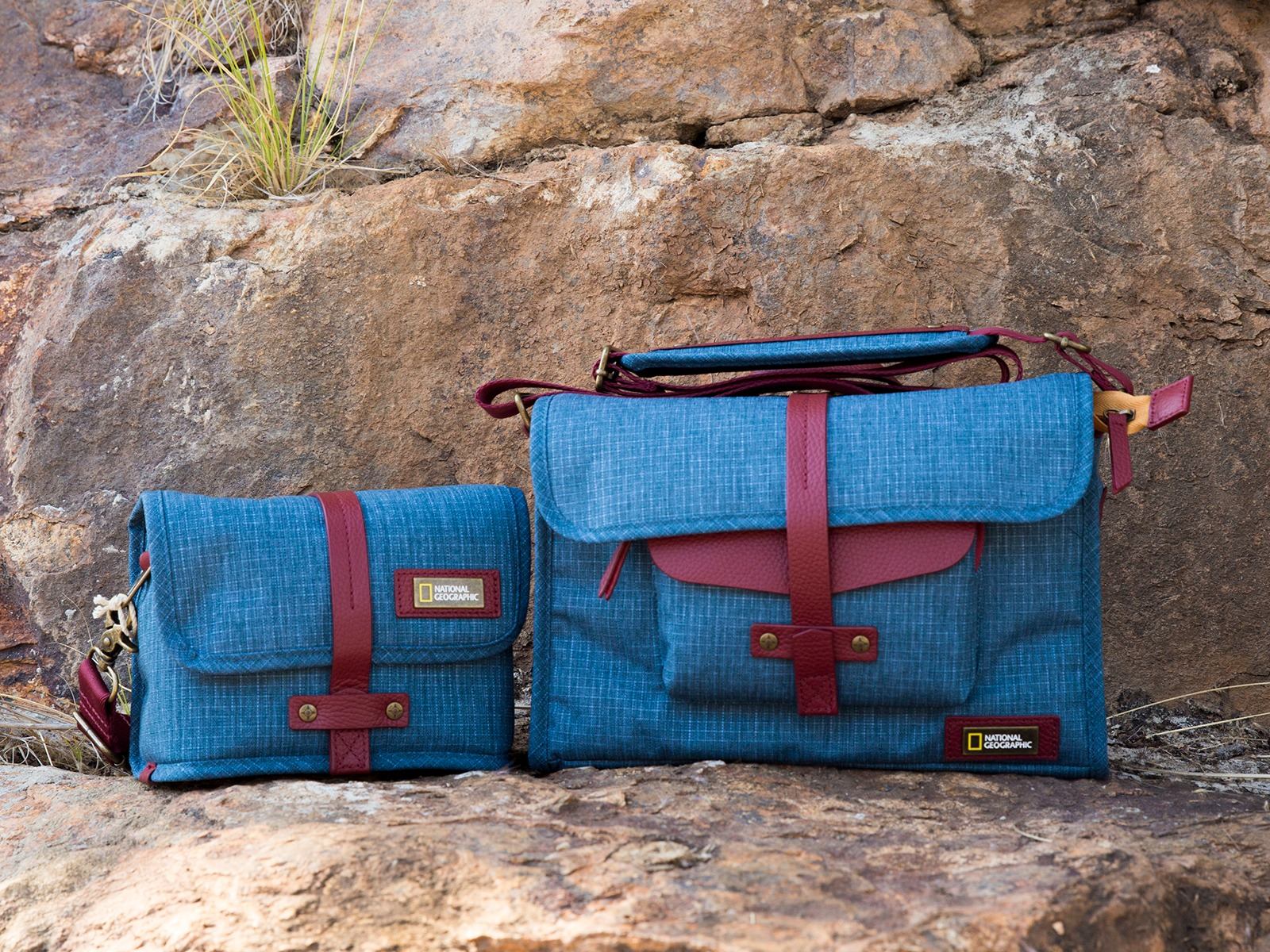 Manfrotto national geographic messenger bags