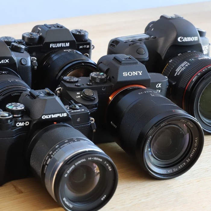 Buying guide - digital cameras
