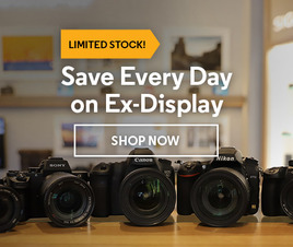 Save Every Day on Ex-Display