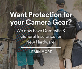 Want Protection for your Camera Gear?