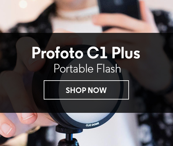 Profoto C1 Plus Portable Flash