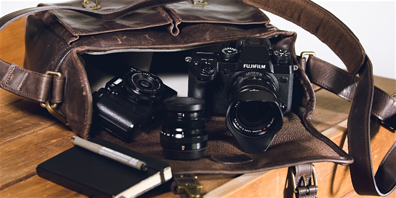 Fujifilm X-T4, X100V & X-T200 Hands On Preview