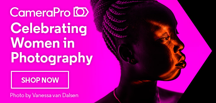 Celebrate Women in Photography