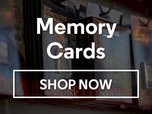 15% Off Memory Cards