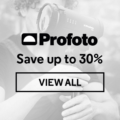 Profoto - Save up to 30%