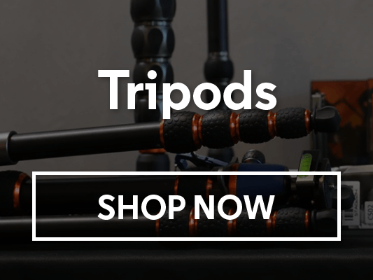 15% Off Tripods