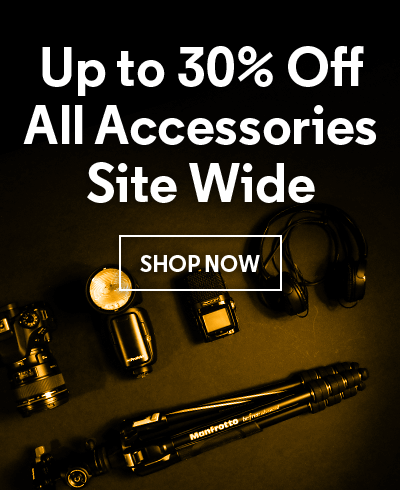 Up to 30% Off All Accessories Site Wide