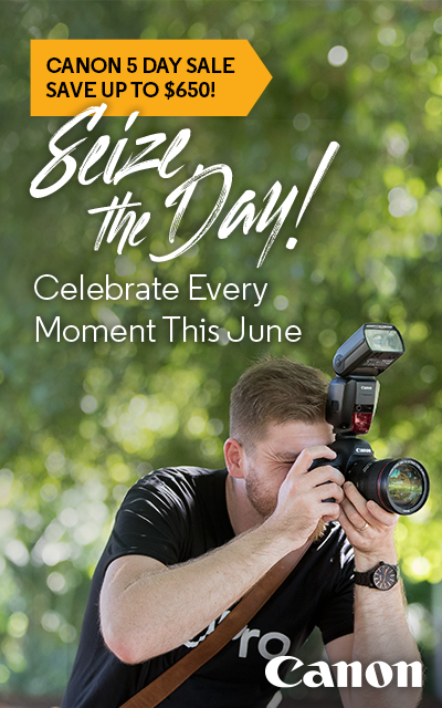 Sale On Now - Seize The Day! Celebrate Every Moments This June