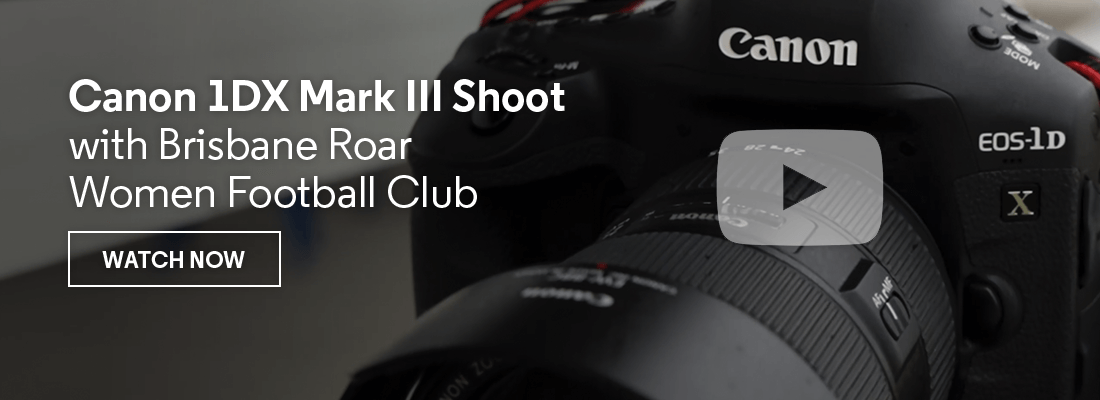 Canon 1DX Mark III Shoot