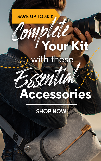 Complete Your Kit with these Essential Accessories - Save up to 30%!