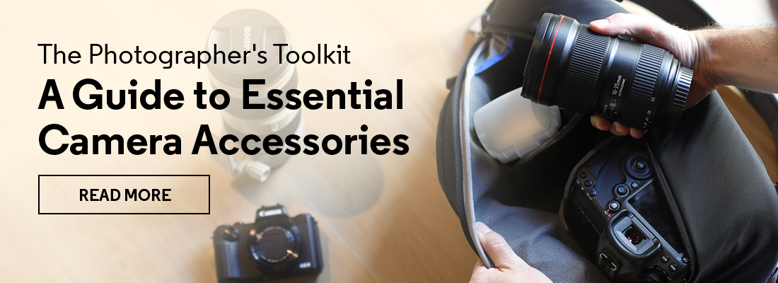 The Photographer's Toolkit - A Guide to Essential Camera Accessories