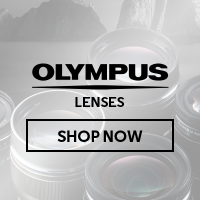 Save up to $190 on Olympus Lenses