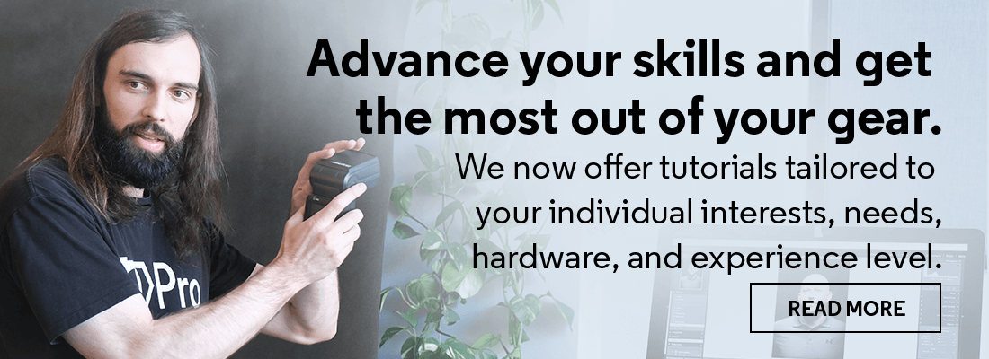 Advance your skills and get the most out of your gear.